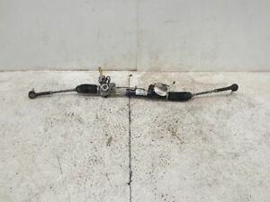 2011-2017 JEEP COMPASS STEERING GEAR POWER RACK AND PINION 126K OEM 109519