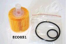 ASHIKA Ölfilter 10-ECO051 Filtereinsatz für DAIHATSU LEXUS TOYOTA SUBARU AURIS 3