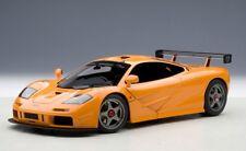 76011 AUTOart 1:18 McLaren F1 LM Orange model cars