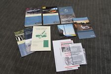 New listing 2007 Lexus Es 350 Owners Manual Books with Navigation Manual