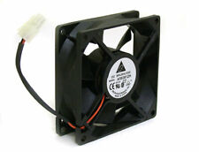 Delta 80mm 12V DC Brushless Fan .24A 3000 RPM AFB0812H