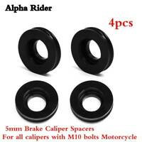 5mm Spacers for Radial Brake Calipers,set of 4,for GSXR R1 R6 ZX6R ZX10R CBR1098