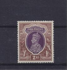 India KGVI SG 260 Mounted Mint