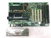 EPOX EP-61BXA-M Motherboard, Intel Pentium II @ 400MHZ, 288MB RAM, 3x ISA