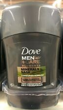 DOVE MEN CARE ANTIPERSPIRANT - 3 DIFFERENT SCENTS - CHOOSE YOURS - FREE SHIPPING