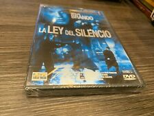 LA LEY DEL SILENCIO DVD MARLON BRANDO  PRECINTADA NUEVA