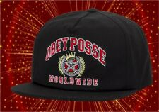 New OBEY Posse Worldwide Snapback Hat Cap