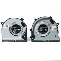 New CPU Fan & GPU Fan For Dell G3 3579 3779 G5 5587 FKB6 FKB7 DC28000KVF0 0TJHF2