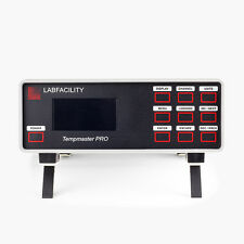 Tempmaster PRO Precision Thermometer from Labfacility Pt100 sensors