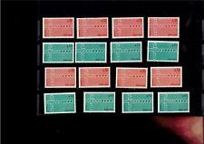 andorre EUROPA   1971 8 series neuf sans charniere cote 400 euros