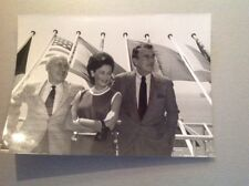 FESTIVAL DE CANNES 1962 : OTTO PREMINGER - PHOTO ORIGINALE