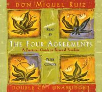 The Four Agreements: A Practical Guide to Personal Freedom  - 2CD Audiobook