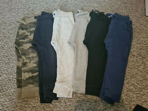 ☆ Next Boys Skinny Fit Joggers Bundle Age 2-3 Years ☆