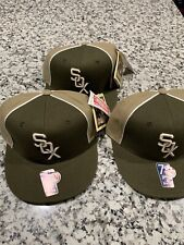 Chicago White Sox Cooperstown Collection American Needle Fitted Cap 7 1/4