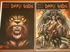 Avatar Comics:  DARK GODS Vol.1 #1 - #6 Complete Series 2014  Justin Jordan