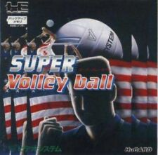 Super Volley ball PC-Engine DUO-R Express GT LT TurboGrafx-16Japan USseller rare