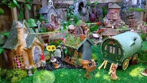 Fairy Garden Accessories - Vivid Arts Minature World