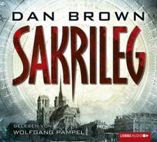 Sakrileg - The Da Vinci Code - Robert Langdon 2 von Dan Brown (2013, Hörbuch)