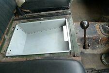 """Centre Tool Tray 336512 - for Series 2a 3 Land Rover 4 cylinder 88"""" SWB 109"""" LWB"""
