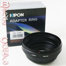 Kipon Hasselblad V Cf Montaje Para Lentes Nikon F Adaptador De Montura D600 D800 D5200 D7100