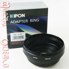 Kipon Hasselblad V CF mount lens to Nikon F Mount Adapter D600 D800 D5200 D7100