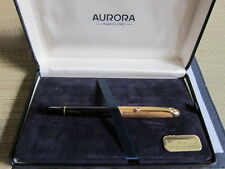 Aurora 88 Fountain Pen with 18k Solid Gold Cap Jewellry Collection(Discontinued)