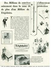 Publicité ancienne frigidaire l'Hydrator issue de magazine