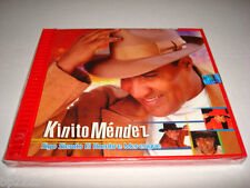 Kinito Mendez - Sigo Siendo El Hombre Merengue CD, Brand New Factory Sealed