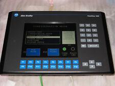 Allen Bradley PanelView 1000 2711-K10C20/F Color Key, 2011 LNC Excellent Used