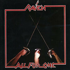 Uk1627289 Raven - All for One (cd)