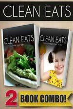 Clean Eats: Greek Recipes and Clean Meals for Kids : 2 Book Combo by Samantha...
