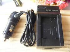 DB-L80 DBL80 Battery Charger for SANYO Xacti DMX-CG11 VPC-GH2 VPC-X1200