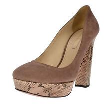 PRADA Women's Suede Heels