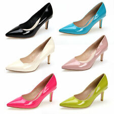 Patent Leather Party Shoes for Women