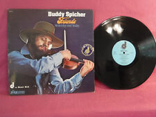Buddy Spicher, Yesterday And Today, Direct Disk DD 102, 1977 Ltd Ed. Numbered