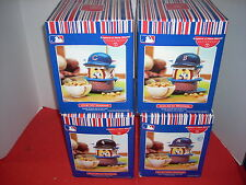 GRAND SLAM!!  WHITE SOX, CUBS, RED SOX YANKEES DEPT 56 REFRESMENT  STANDS