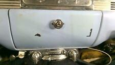 1954 Plymouth Belvedere Blue Center Dash Pocket Assembly OEM