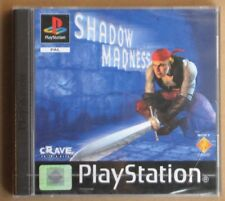 Videogame SHADOW MADNESS Playstation 1 PSX PS1 PSONE NEW & SEALED SIGILLATO