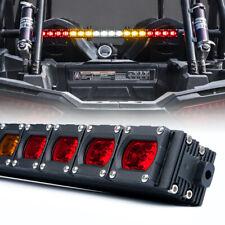 """Xprite 30"""" Offroad Rear Chase Led Strobe Light Bar Reverse + Brake for Atv Utv"""