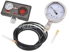 Calibrador De Presión Turbo 1 - 3 bar de presión de inyección de combustible probador medidor