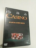 Dvd Casino de scorsese (con robert de Niro y joe pesci)