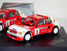 PEUGEOT 205 T16 #3 DARNICHE / MAHE YPRES RALLY 1985 SKID SKC020 1/43