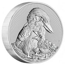 2020 2 oz Australian Piedfort Kookaburra Silver Coin - Next Generation Series