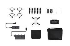 DJI Spark-FLY MORE COMBO (Alpine White) w/ 32gb Micro SD & Landing Pad - 149429