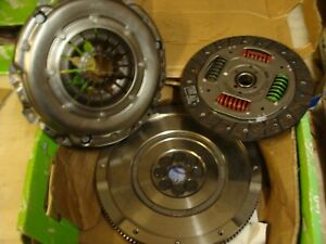 FORD,FOCUS,1.8TDCI,Clutch Kit,SOLID,FLYWHEEL,CONVERSION,TRANSIT,835019