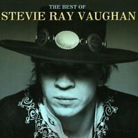 Stevie Ray Vaughan - The Best Of (NEW CD)