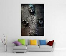 HAN SOLO CARBONITE STAR WARS GIANT WALL ART PHOTO PRINT PIC POSTER