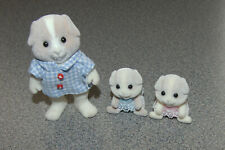 Calico Critters Guinea Pig w/Twin babies