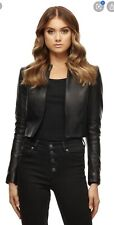 Kookai leather jacket BNWOT