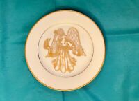 MUIRFIELD GOLD LINE ANGEL (RARE BEAUTIFUL) PLATE